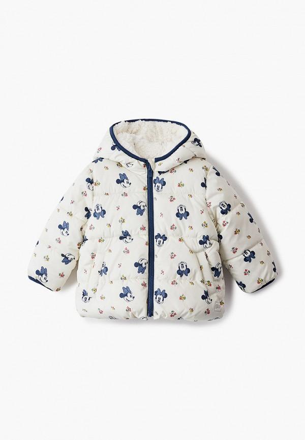 куртка gap для девочки, бежевая