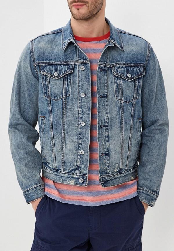 купить Куртка джинсовая Gap Gap GA020EMAGVM4 по цене 4850 рублей