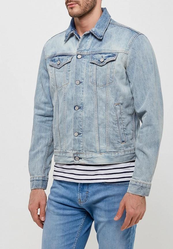 купить Куртка джинсовая Gap Gap GA020EMAGVM5 по цене 2990 рублей