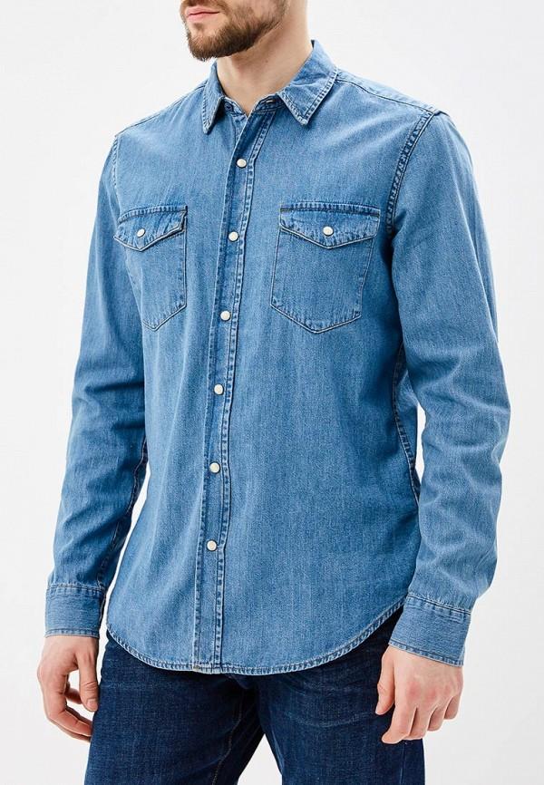 Рубашка джинсовая Gap Gap GA020EMAGVM7 рубашка gap gap ga020ewakqc7