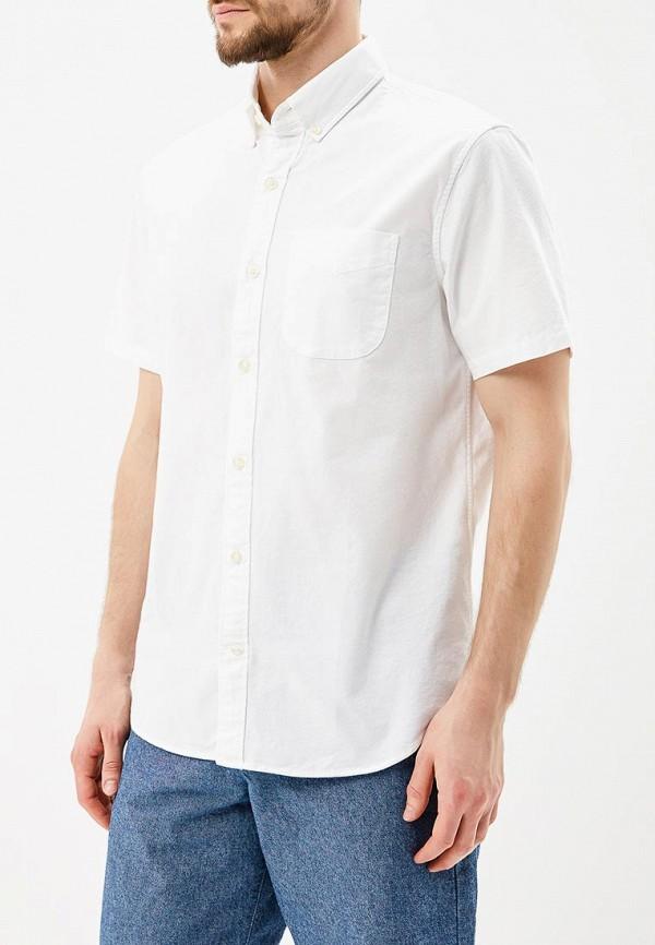 Купить Рубашка Gap, ga020emagwm2, белый, Весна-лето 2018