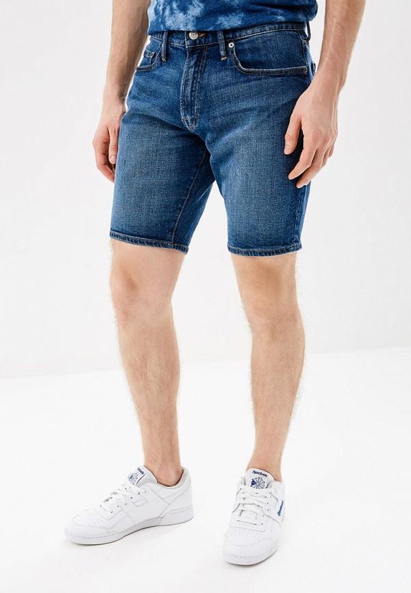 Шорты джинсовые Gap Gap GA020EMAGWX9 шорты gap gap ga020ewakqo1