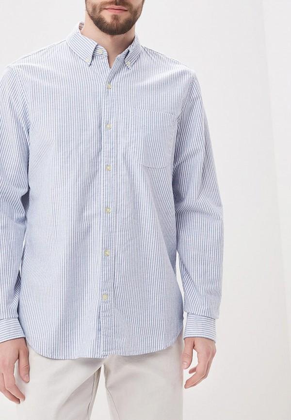 Купить Рубашка Gap, ga020embcly9, голубой, Весна-лето 2018