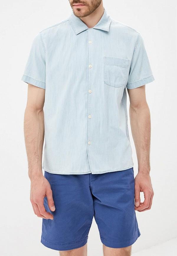купить Рубашка джинсовая Gap Gap GA020EMBCML5 по цене 2620 рублей