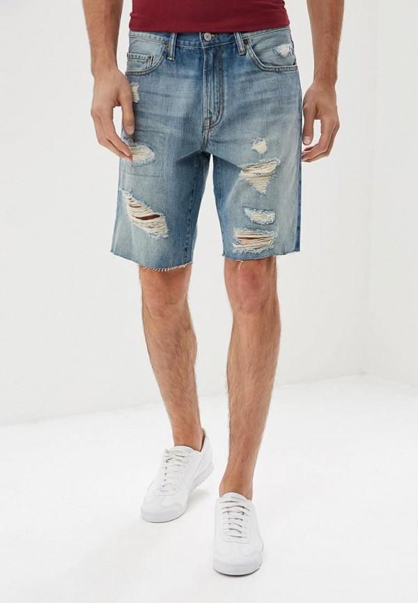 Купить Шорты джинсовые Gap, GA020EMBCMS3, синий, Весна-лето 2018