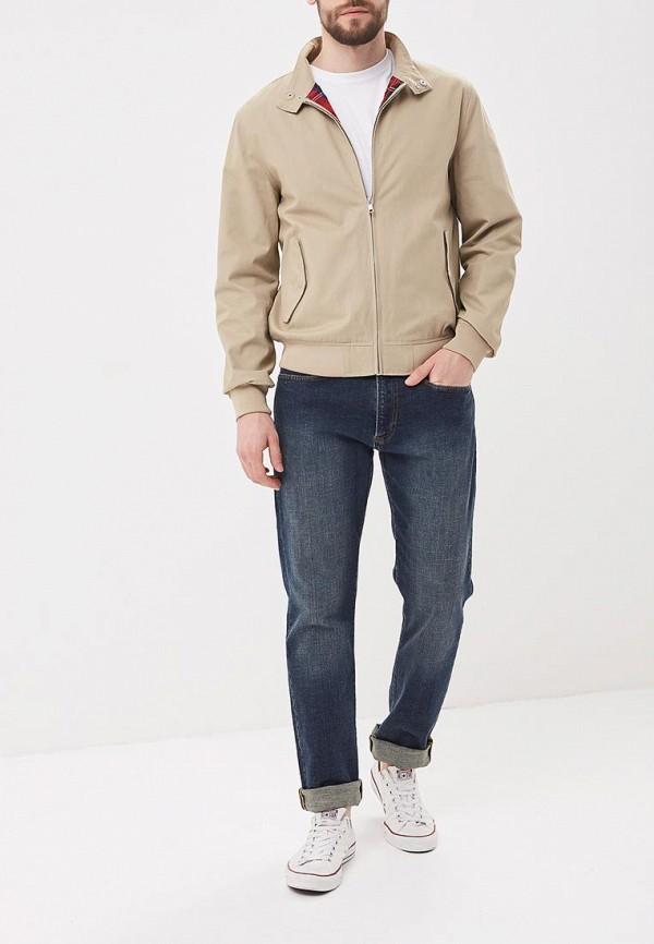 Фото 2 - мужские джинсы Gap синего цвета