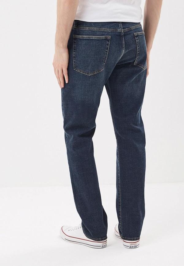 Фото 3 - мужские джинсы Gap синего цвета