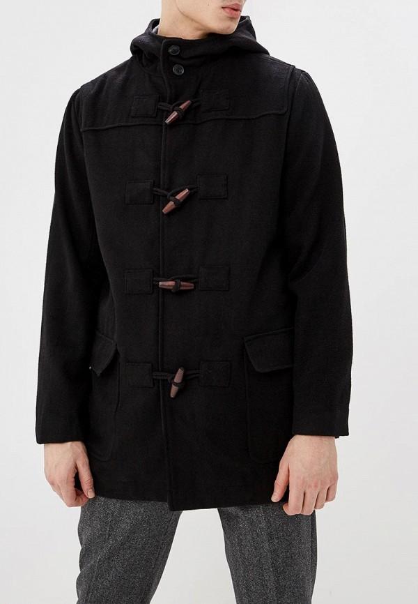 Фото - мужское пальто или плащ Gap черного цвета