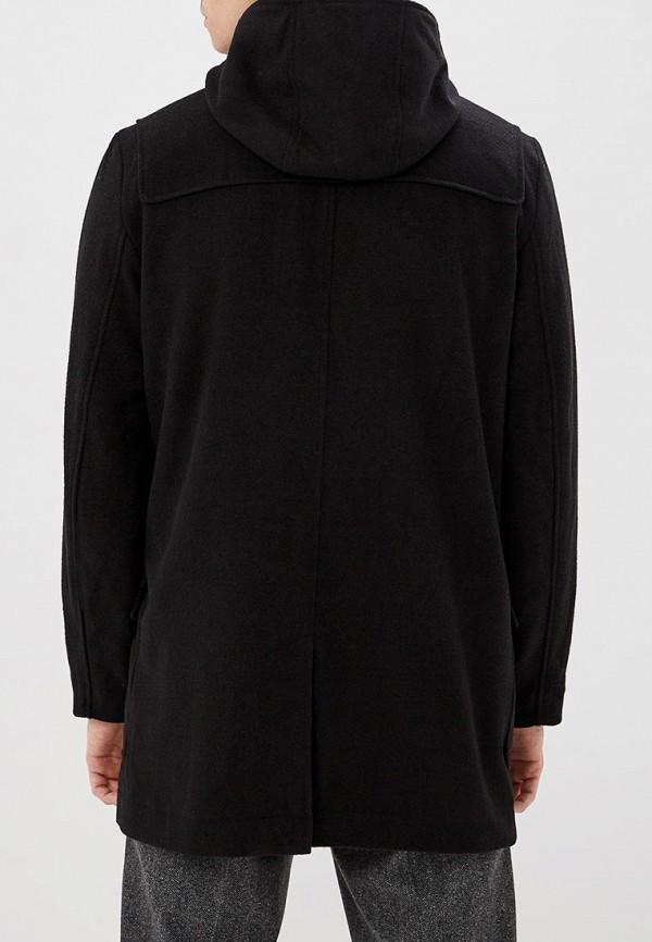 Фото 3 - мужское пальто или плащ Gap черного цвета