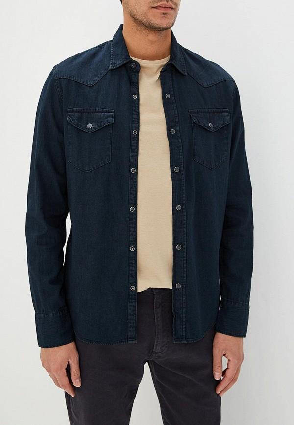 купить Рубашка джинсовая Gap Gap GA020EMBSYL0 по цене 3499 рублей