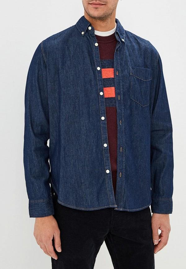 купить Рубашка джинсовая Gap Gap GA020EMBSYL8 по цене 3499 рублей