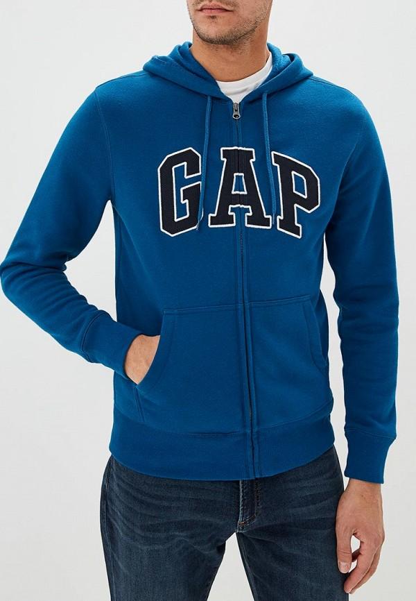 Купить Толстовка Gap, ga020embszr4, синий, Осень-зима 2018/2019