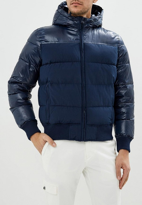 Купить Куртка утепленная Gap, ga020embszw9, синий, Осень-зима 2018/2019