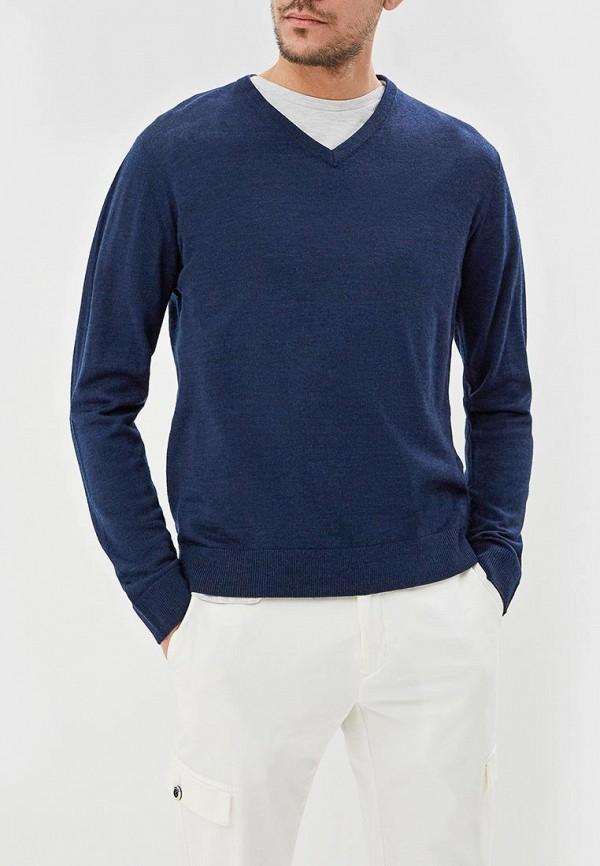 мужской пуловер gap, голубой
