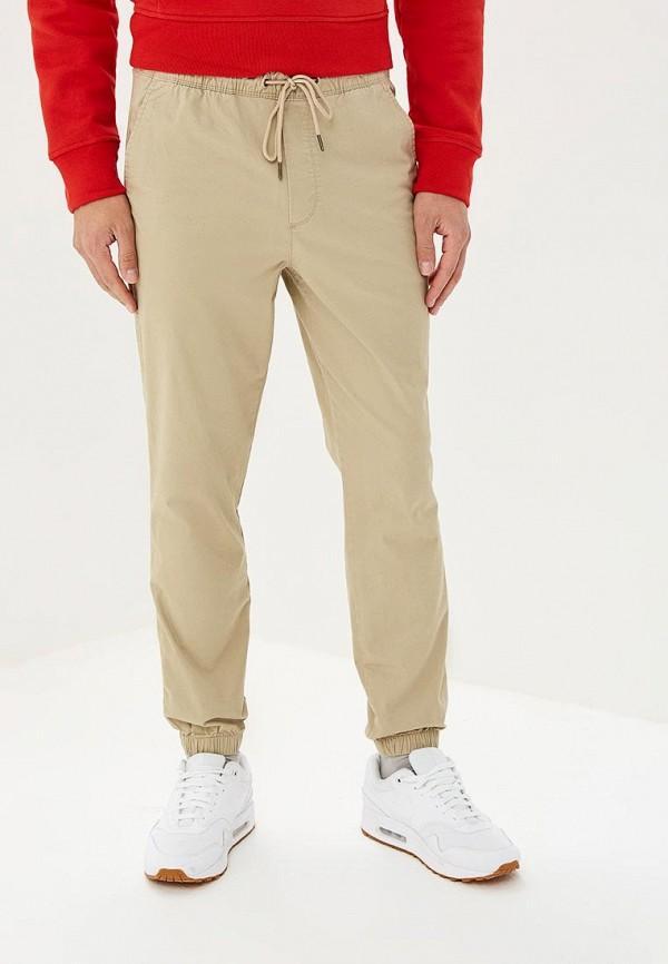 мужские повседневные брюки gap, бежевые