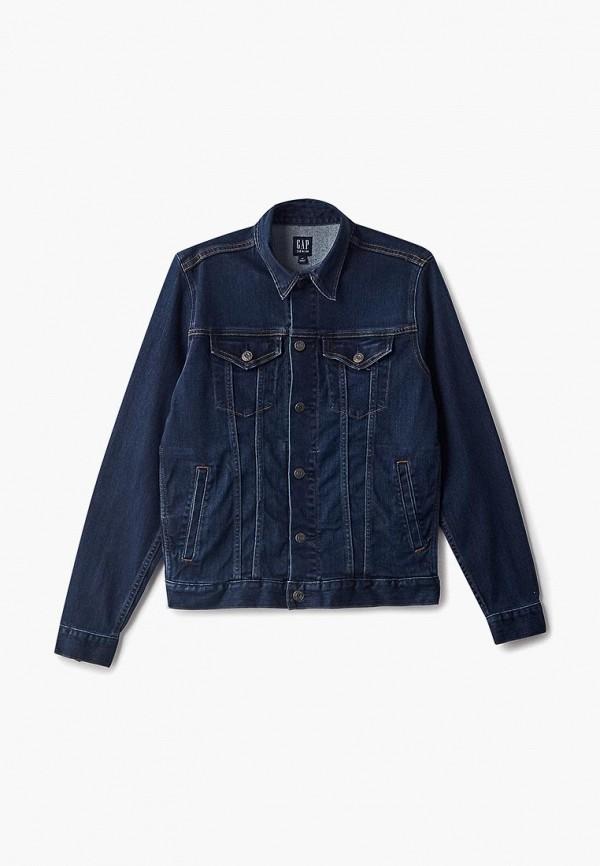 купить Куртка джинсовая Gap Gap GA020EMBTAG7 по цене 4699 рублей