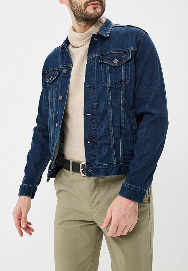 Куртка джинсовая Gap Gap GA020EMBTAG7 пончо gap gap ga020egyhi88