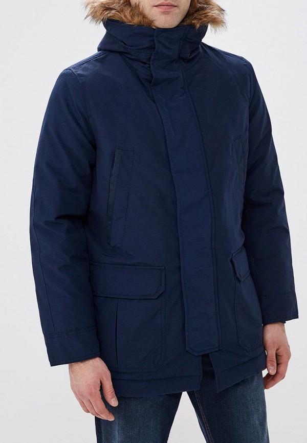 Купить Куртка утепленная Gap, ga020emcvet7, синий, Осень-зима 2018/2019