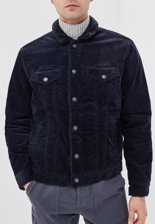Купить Куртка утепленная Gap, ga020emcvex3, черный, Осень-зима 2018/2019