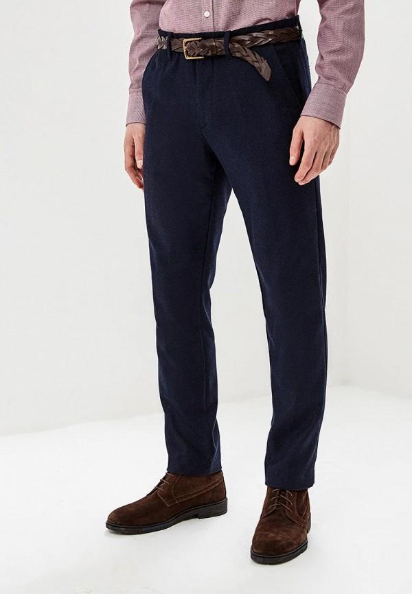 мужские брюки чинос gap, синие