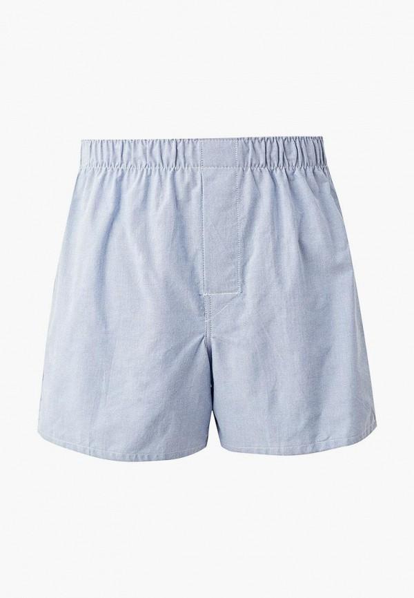 мужские трусы-шорты gap, голубые