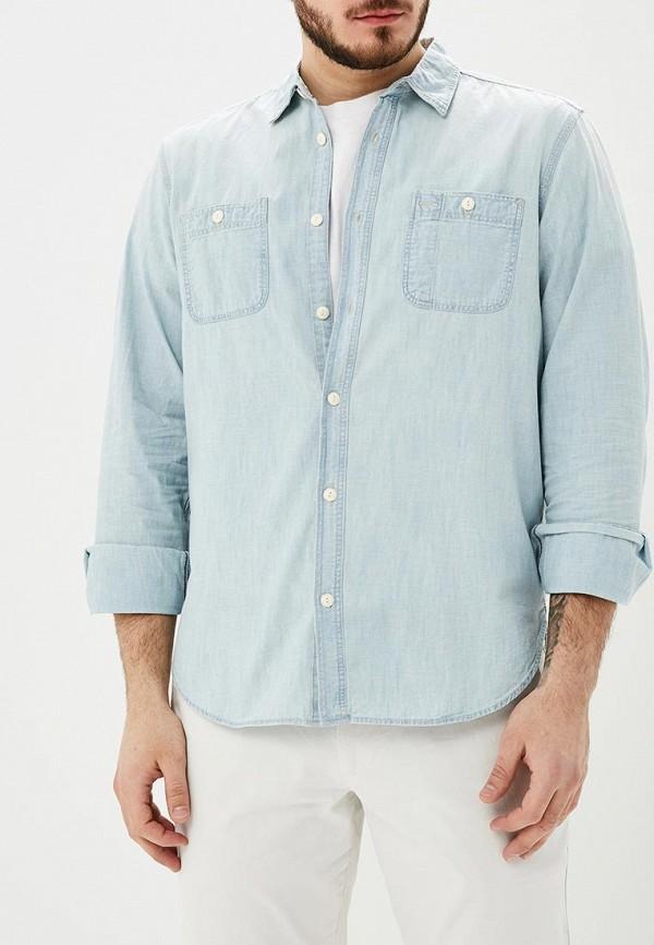 Рубашка джинсовая Gap Gap GA020EMEFZJ7 рубашка gap gap ga020embclz6