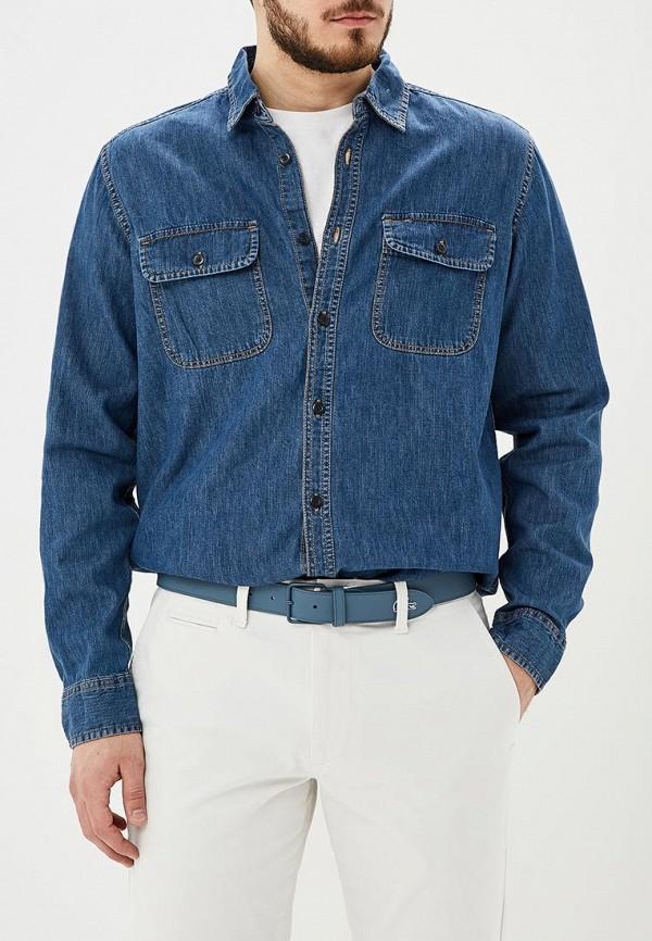 цена Рубашка джинсовая Gap Gap GA020EMEFZJ8