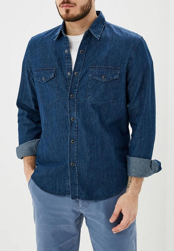 Рубашка джинсовая Gap Gap GA020EMEFZJ9 рубашка gap gap ga020ewakqc7