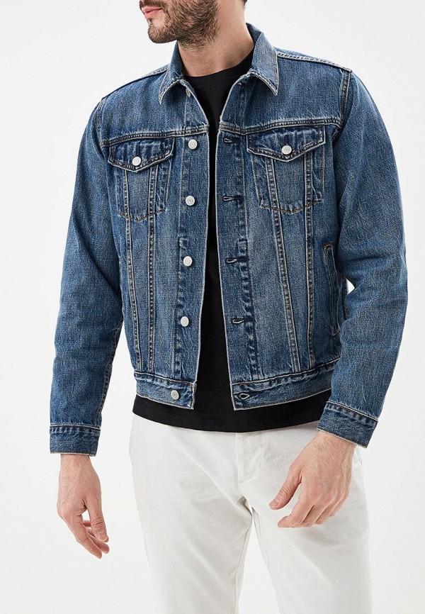 Куртка джинсовая Gap Gap GA020EMEFZK0 куртка джинсовая gap gap ga020emefzk0