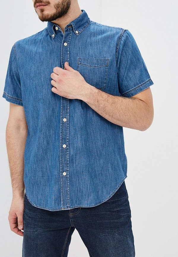 Рубашка джинсовая Gap Gap GA020EMEFZK5