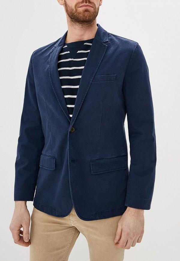 мужской пиджак gap, синий