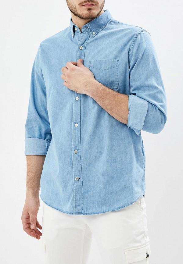 Рубашка джинсовая Gap Gap GA020EMEGAG0 рубашка gap gap ga020embclz6