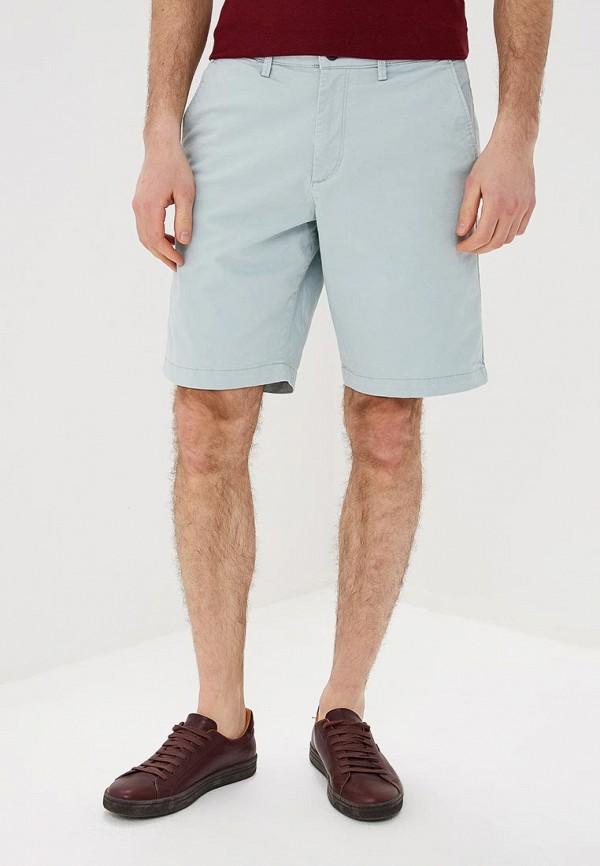 мужские повседневные шорты gap, голубые