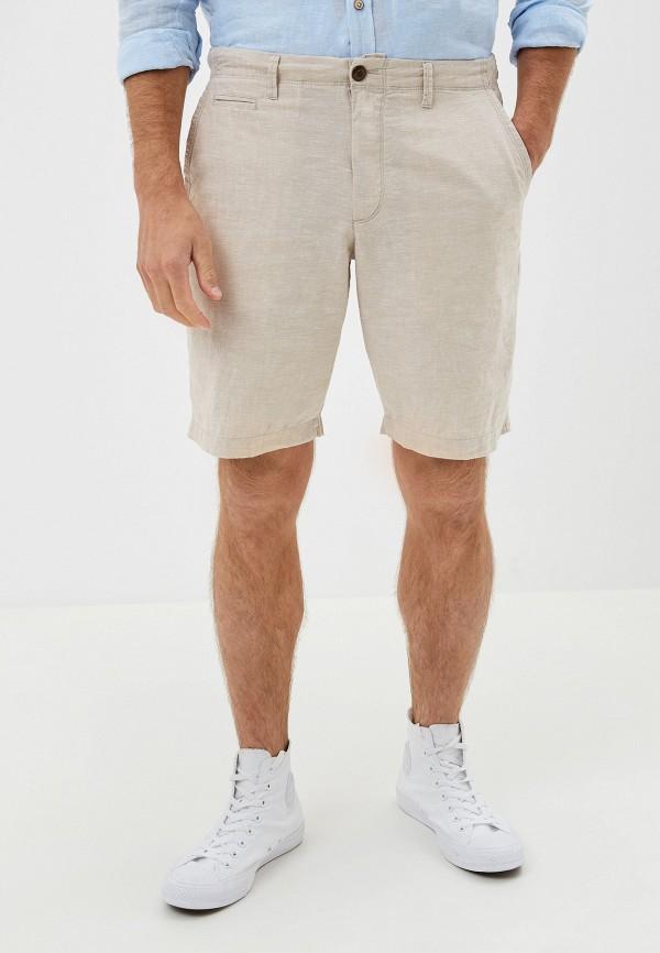 Фото - мужские шорты Gap бежевого цвета