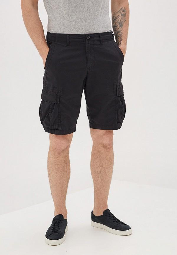 мужские повседневные шорты gap, черные