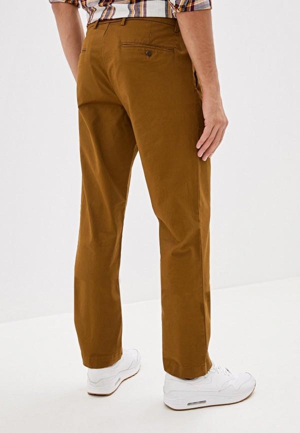 Фото 3 - Чиносы Gap коричневого цвета