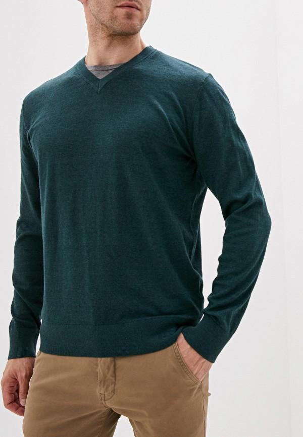 мужской пуловер gap, зеленый