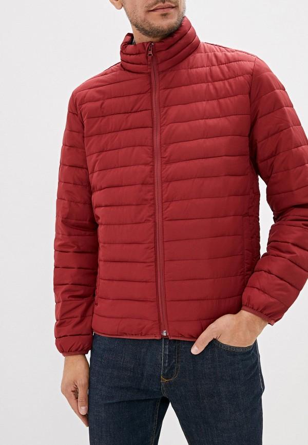 мужская куртка gap, красная