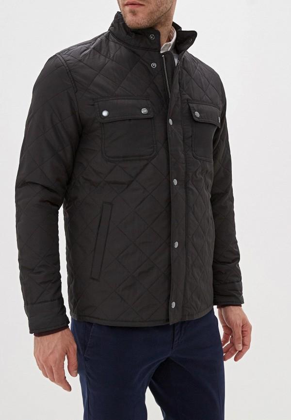 мужская куртка gap, черная