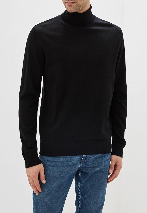 Фото - мужскую водолазку Gap черного цвета