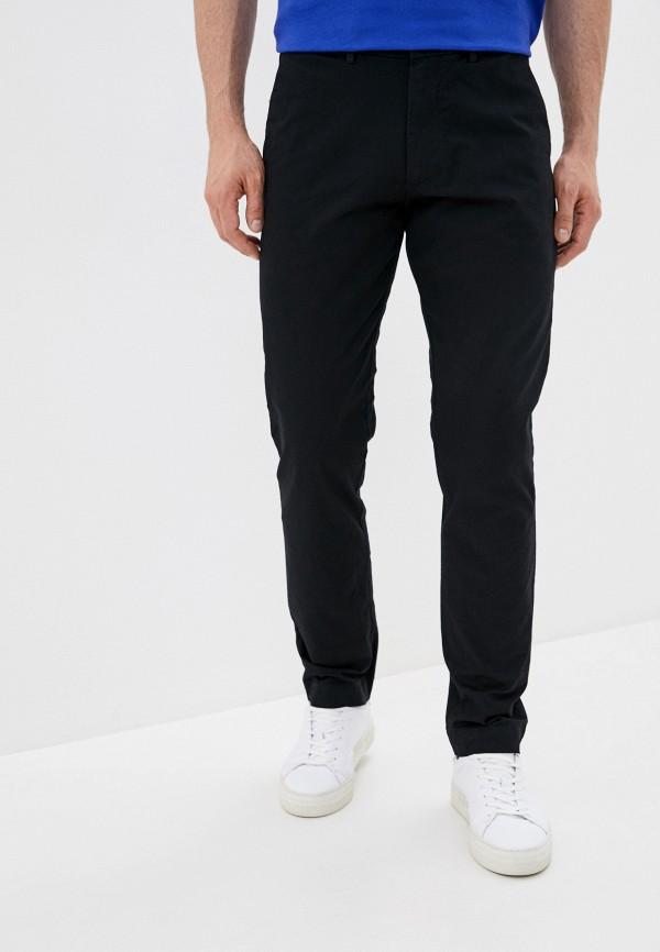 мужские брюки чинос gap, черные