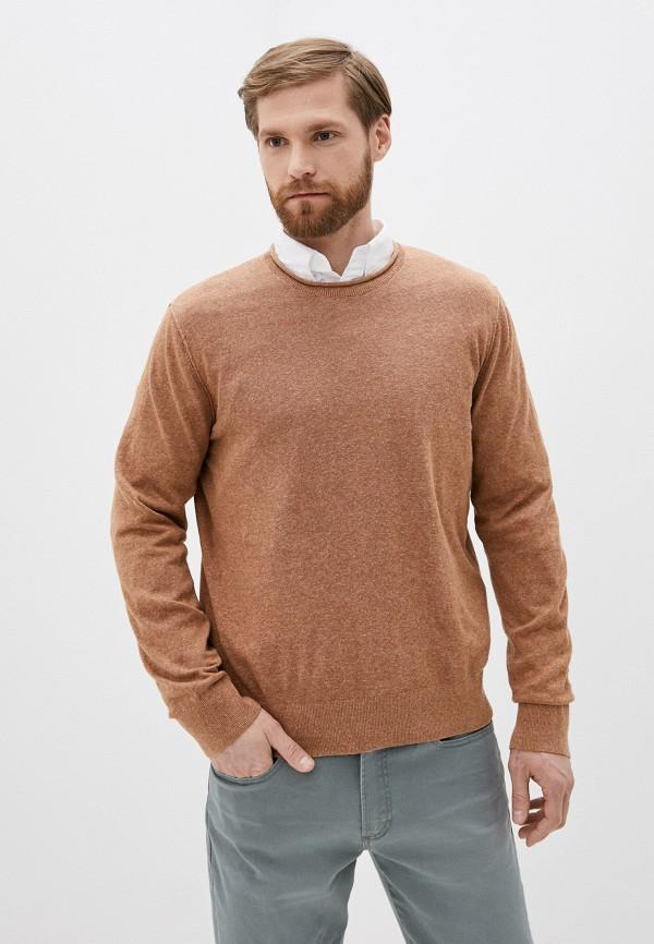 мужской джемпер gap, коричневый