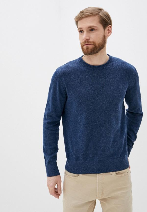 мужской джемпер gap, синий