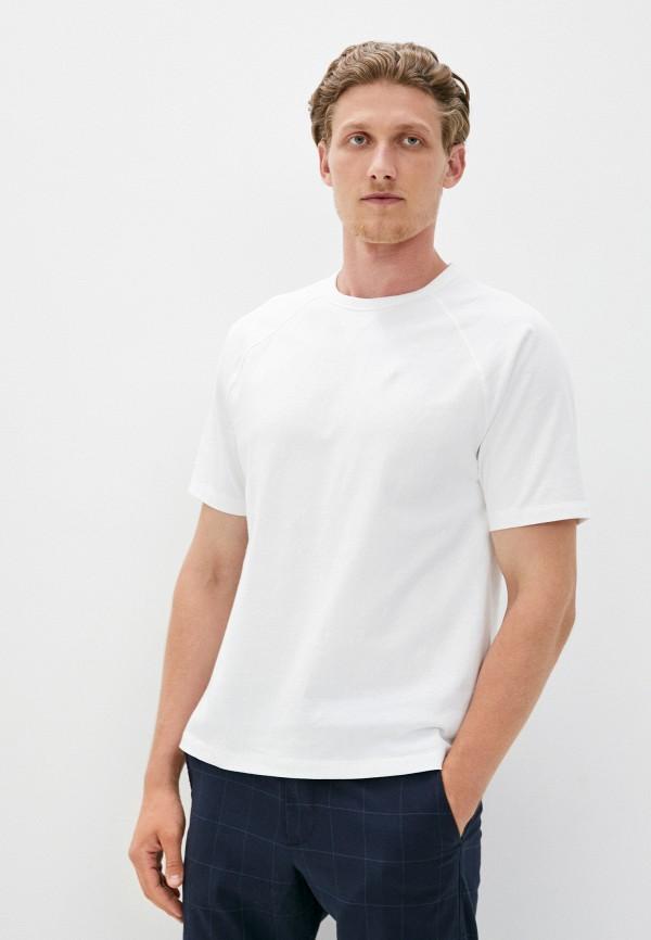 мужская футболка gap, белая