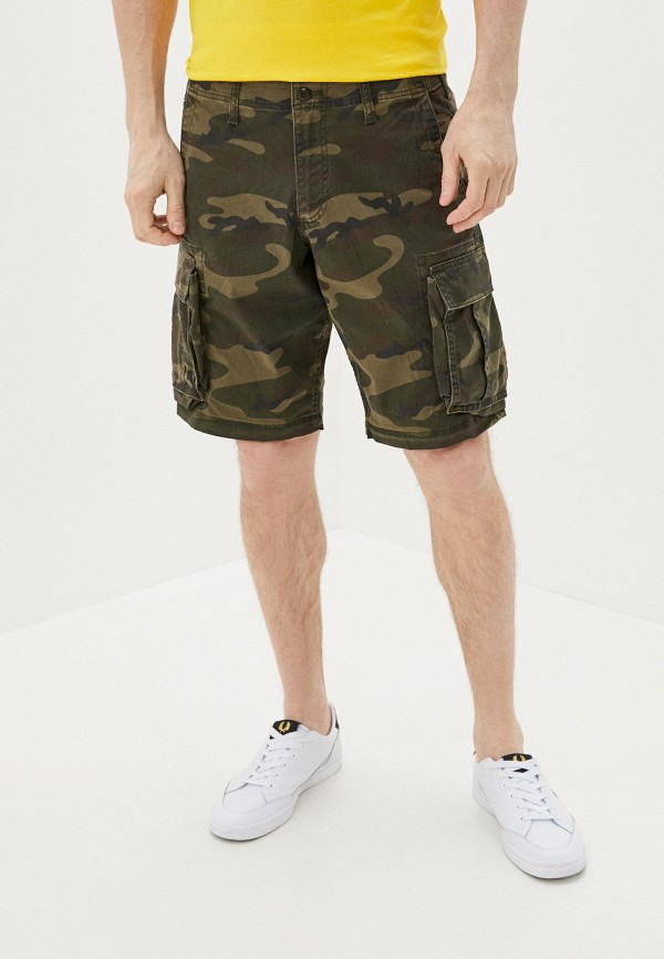 мужские повседневные шорты gap, хаки