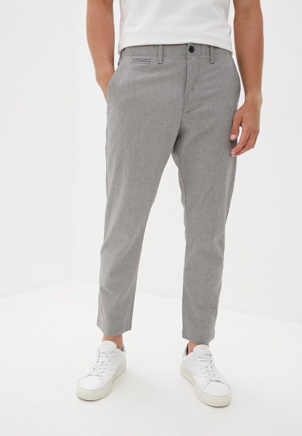 мужские повседневные брюки gap, серые