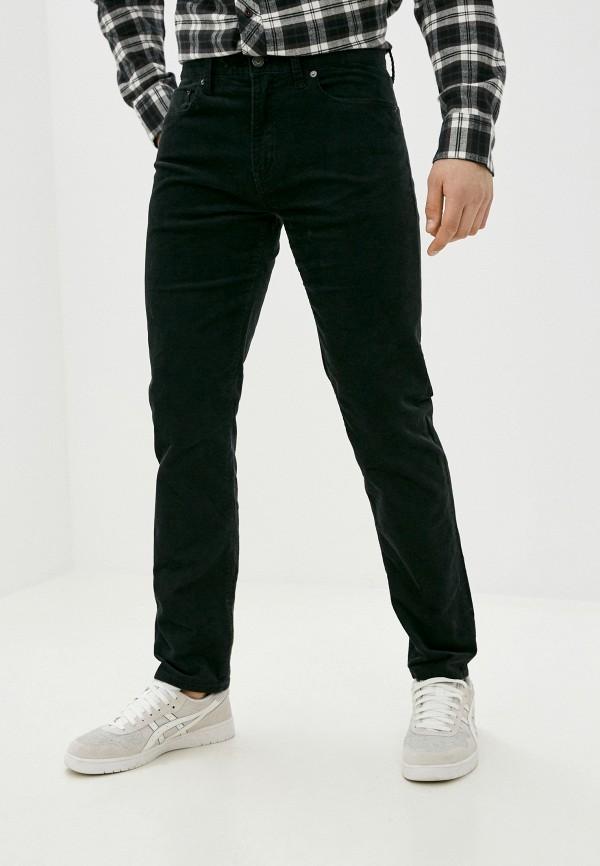 мужские повседневные брюки gap, черные