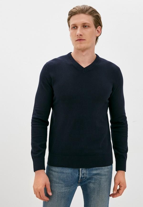 мужской пуловер gap, синий