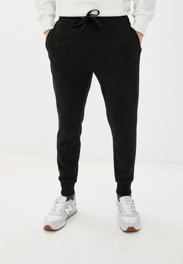 мужские спортивные брюки gap, черные