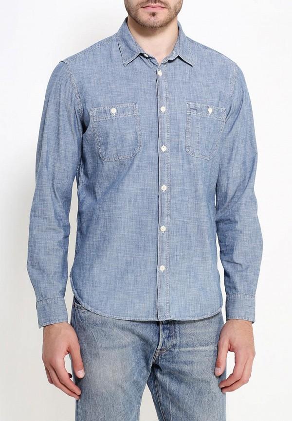Рубашка джинсовая Gap Gap GA020EMKCQ58